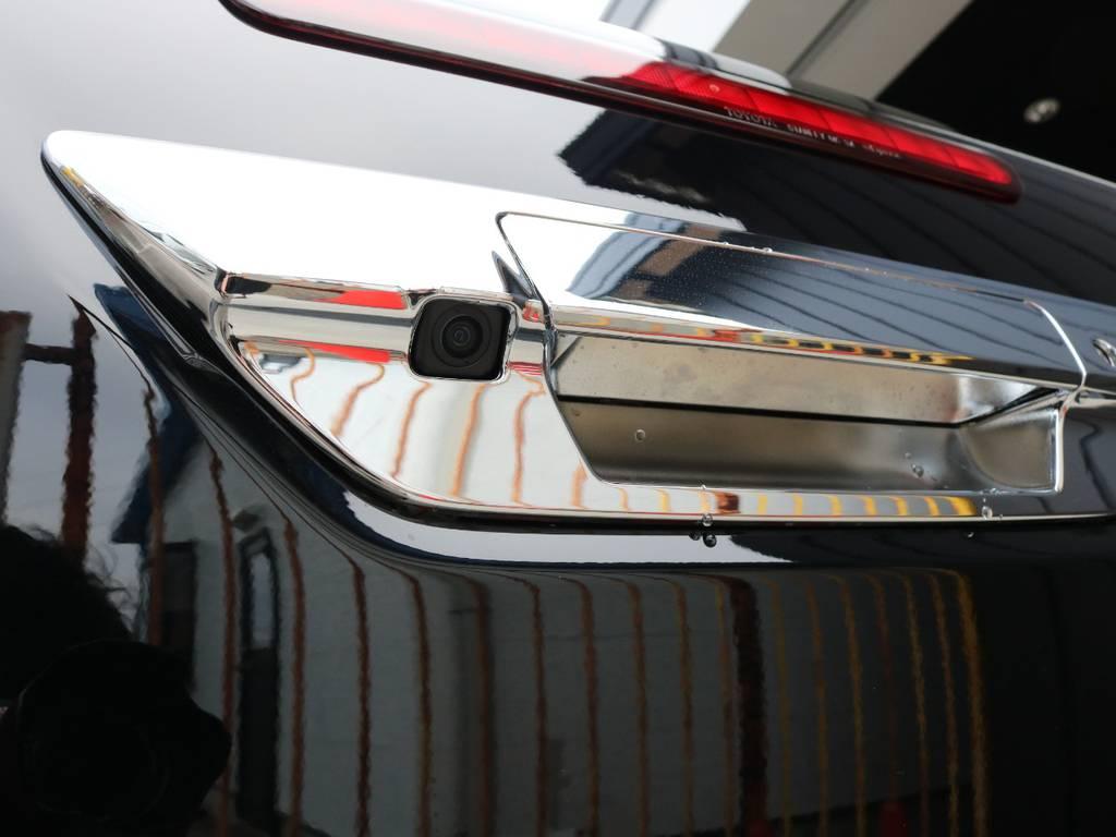 純正バックカメラをアルパインナビに連動済み! | トヨタ ハイラックス 2.4 Z ディーゼルターボ 4WD Z 新車未登録車 11インチナビ