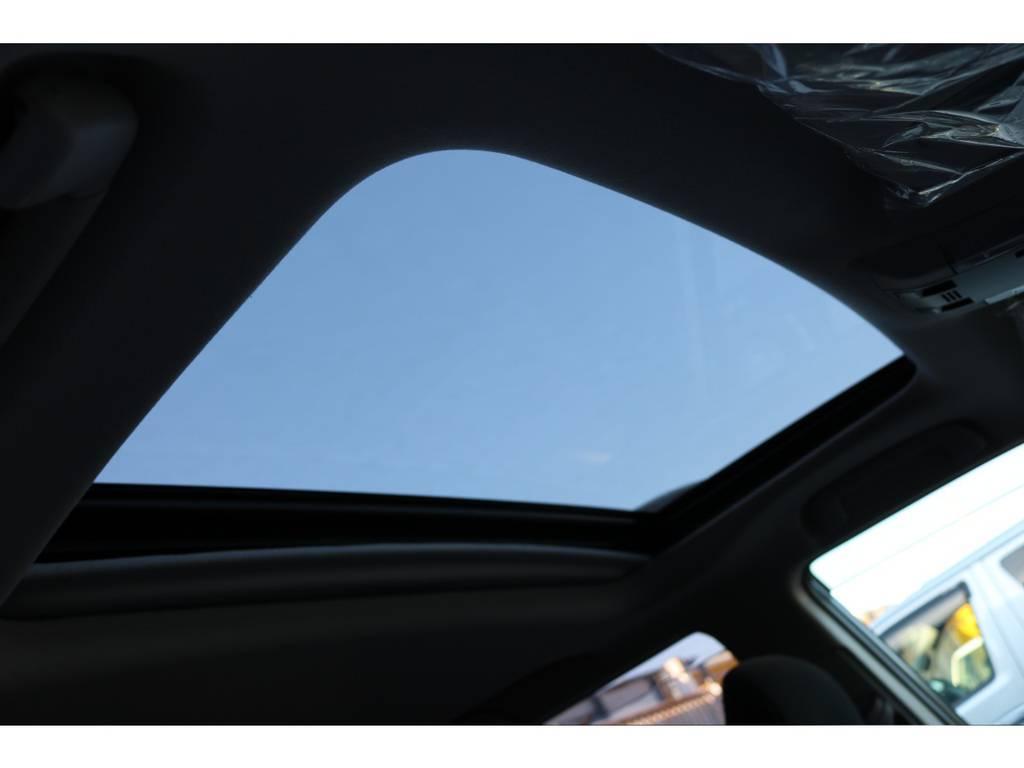 後付け出来ないメーカーオプションサンルーフ付き!オプション人気NO、1 | トヨタ ランドクルーザープラド 2.8 TX ディーゼルターボ 4WD 5人 新車未登録車 9インチナビ