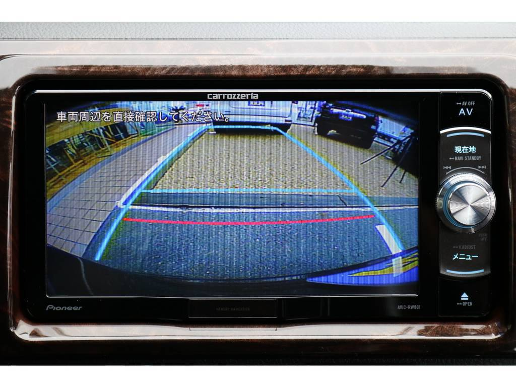 カロッツェリアSDナビ!フルセグTV!バックカメラナビ連動加工! | トヨタ ハイエースバン 2.8 スーパーGL 50TH アニバーサリー リミテッド ロングボディ ディーゼルターボ 4WD 50THナビPK
