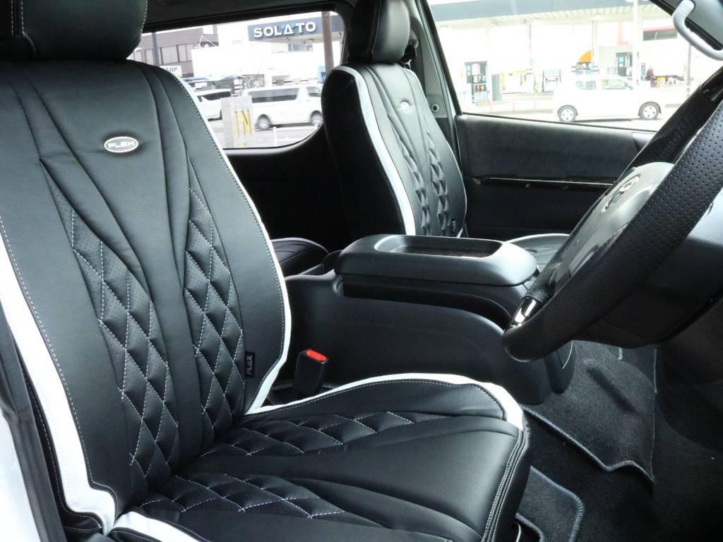 ハイエースは車高が高く前がないので運転しやすいですよ!! | トヨタ ハイエース 2.7 GL ロング ファインテックツアラー 両側パワスラ ETC2.0