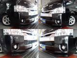 新車ワゴンGL415コブラフルエアロコンプリートトリプルナビパッケージ完成致しました!!