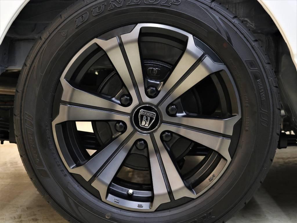 FLEXオリジナル17inchバルベロアーバングランデ! | トヨタ ハイエースバン 2.7 スーパーGL 50THアニバーサリー リミテッド ワイド ミドルルーフ ロングボディ4WD 50TH