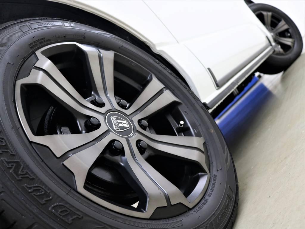 飽きの来ないデザインが好評です! | トヨタ ハイエースバン 2.7 スーパーGL 50THアニバーサリー リミテッド ワイド ミドルルーフ ロングボディ4WD 50TH