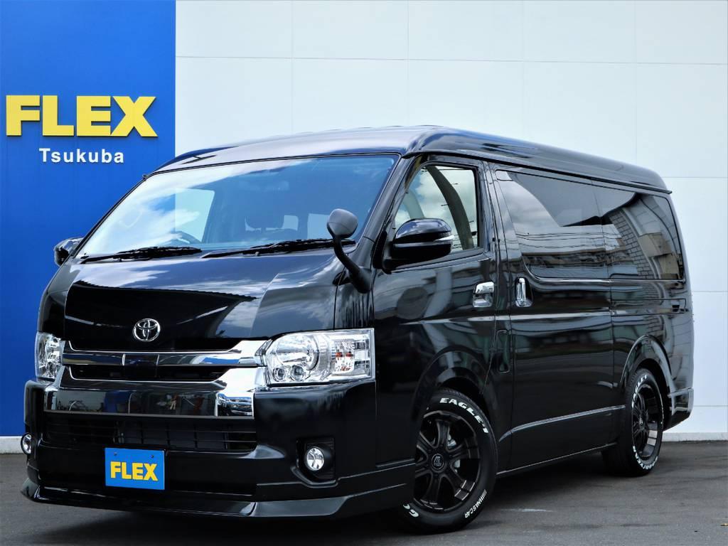 新車ハイエースW「GL」10人乗り2WDガソリン車!フローリング・セカンドシート変更・テーブル・ベッド! | トヨタ ハイエース 2.7 GL ロング ミドルルーフ 内装アレンジVER2