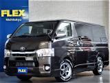新車ハイエースV50周年特別仕様車2000ガソリン2WD人気のナビパッケージ完成致しました!!