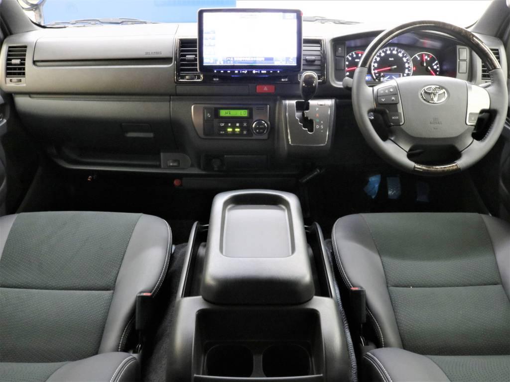 【ハイエースV 4WD S-GL ダークプライムⅡ FLEX Ver4DP】