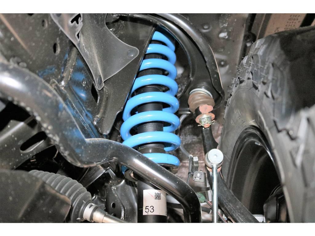 新品2インチアップコイル☆アライメント調整まで行います☆ | トヨタ ランドクルーザープラド 2.8 TX ディーゼルターボ 4WD 7人 新車未登録車 9インチナビ