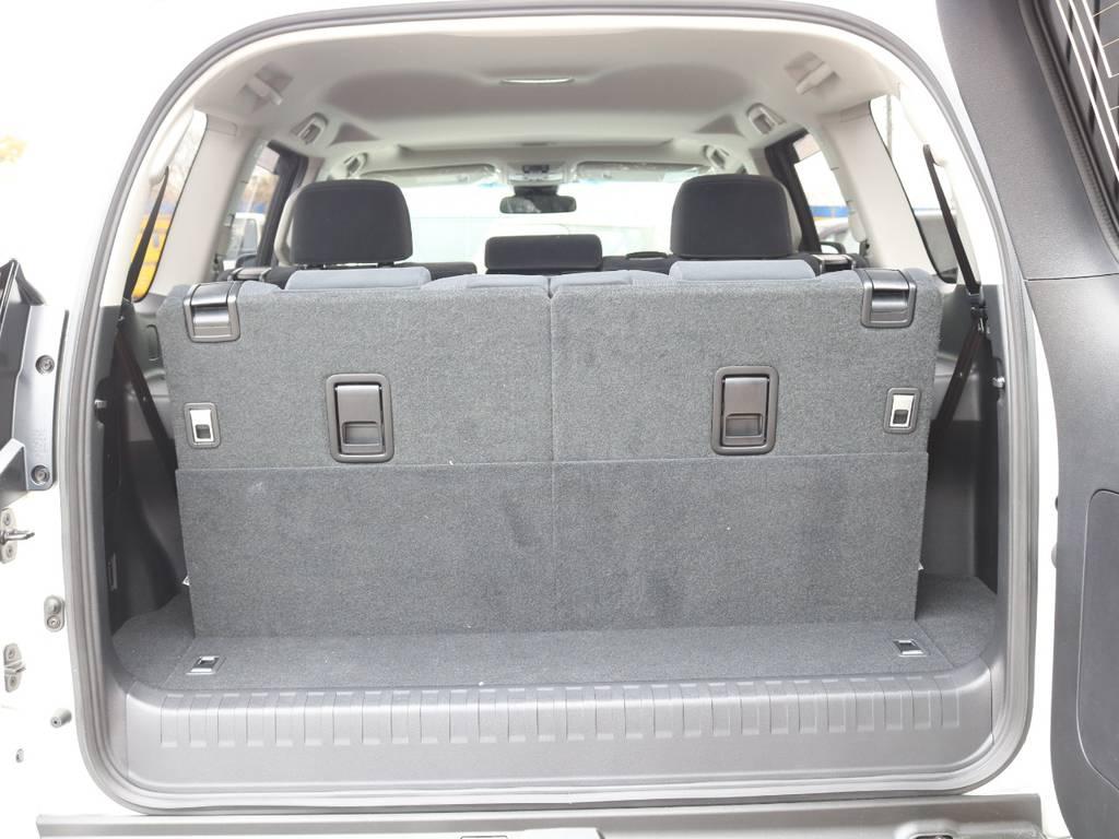 7人乗り☆ | トヨタ ランドクルーザープラド 2.8 TX ディーゼルターボ 4WD 7人 新車未登録車 9インチナビ