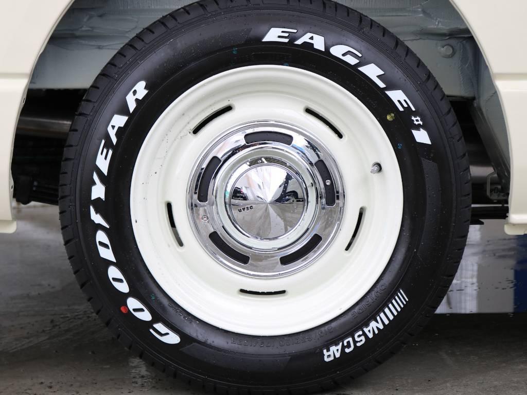 DEANクロスカントリー16インチAW/グッドイヤーナスカー16インチタイヤ