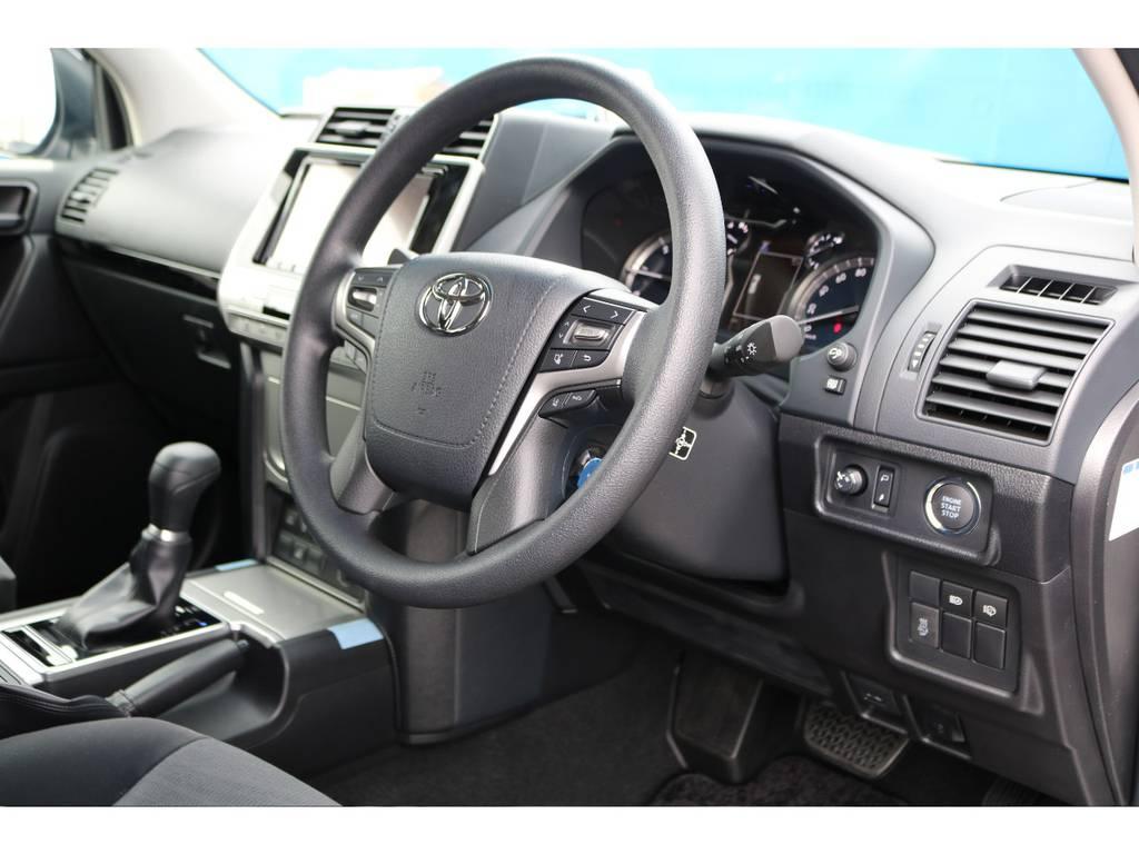 北海道~沖縄まで日本全国、遠方納車大歓迎です!現車確認が難しいお客様もご安心ください!お客様の目線に合わせ、お車のコンディション、装備品を細部までお伝えいたします!もちろん、ご自宅納車OKです! | トヨタ ランドクルーザープラド 2.8 TX ディーゼルターボ 4WD 5人 17AW&KO2 9ナビBカメ
