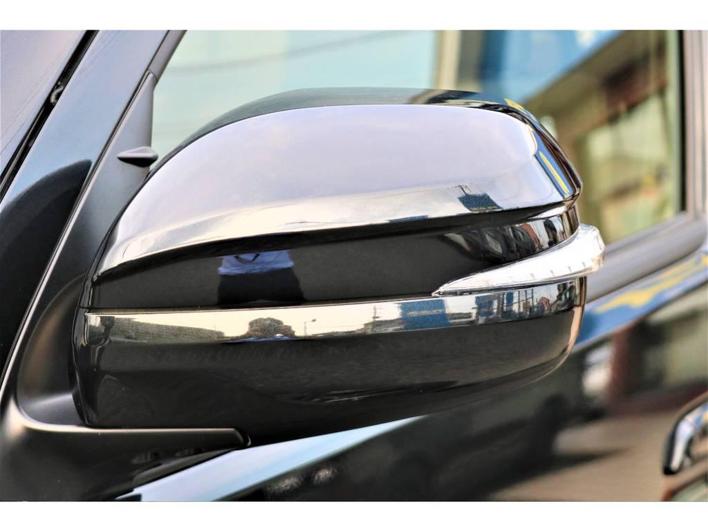 AVESTドアミラーウインカー!! | トヨタ ハイエースバン 2.0 スーパーGL 50TH アニバーサリー リミテッド ロングボディ 415コブラフルエアロ