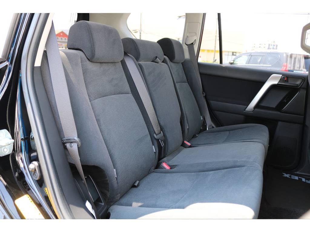 北海道~沖縄まで日本全国、遠方納車大歓迎です!現車確認が難しいお客様もご安心ください!お客様の目線に合わせ、お車のコンディション、装備品を細部までお伝えいたします!もちろん、ご自宅納車OKです! | トヨタ ランドクルーザープラド 2.7 TX 4WD 5人 FLEXエアロキット 20AW