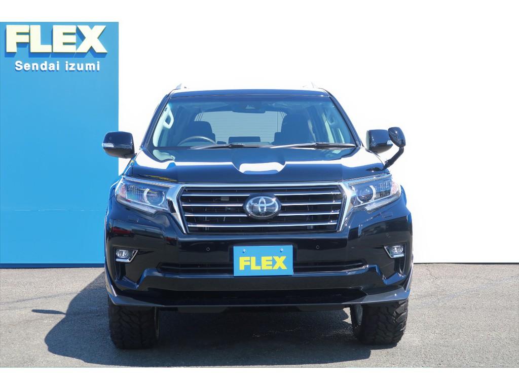 Toyota Safety Sense PやLEDヘッドライト&フォグランプなど安全装置も充実してます★アウトドア、ショッピングと様々なシーンで活躍してくれる事でしょう!!