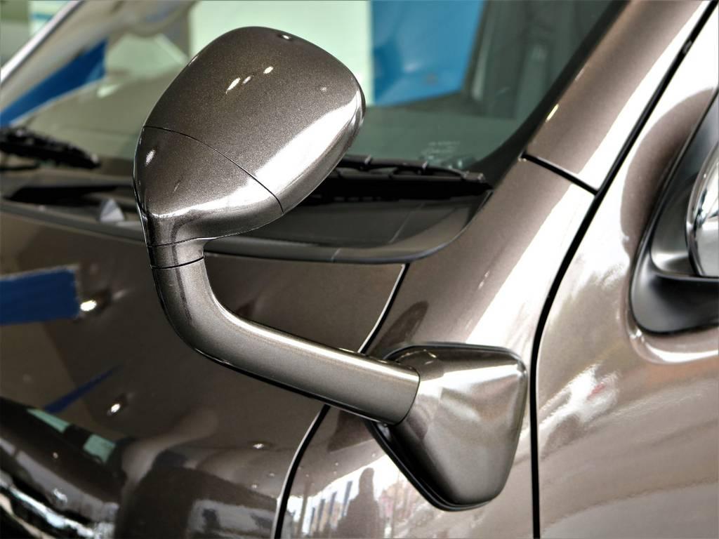 フェンダーミラー同色塗装済! | トヨタ ハイエースバン 2.0 スーパーGL 50TH アニバーサリー リミテッド ロングボディ