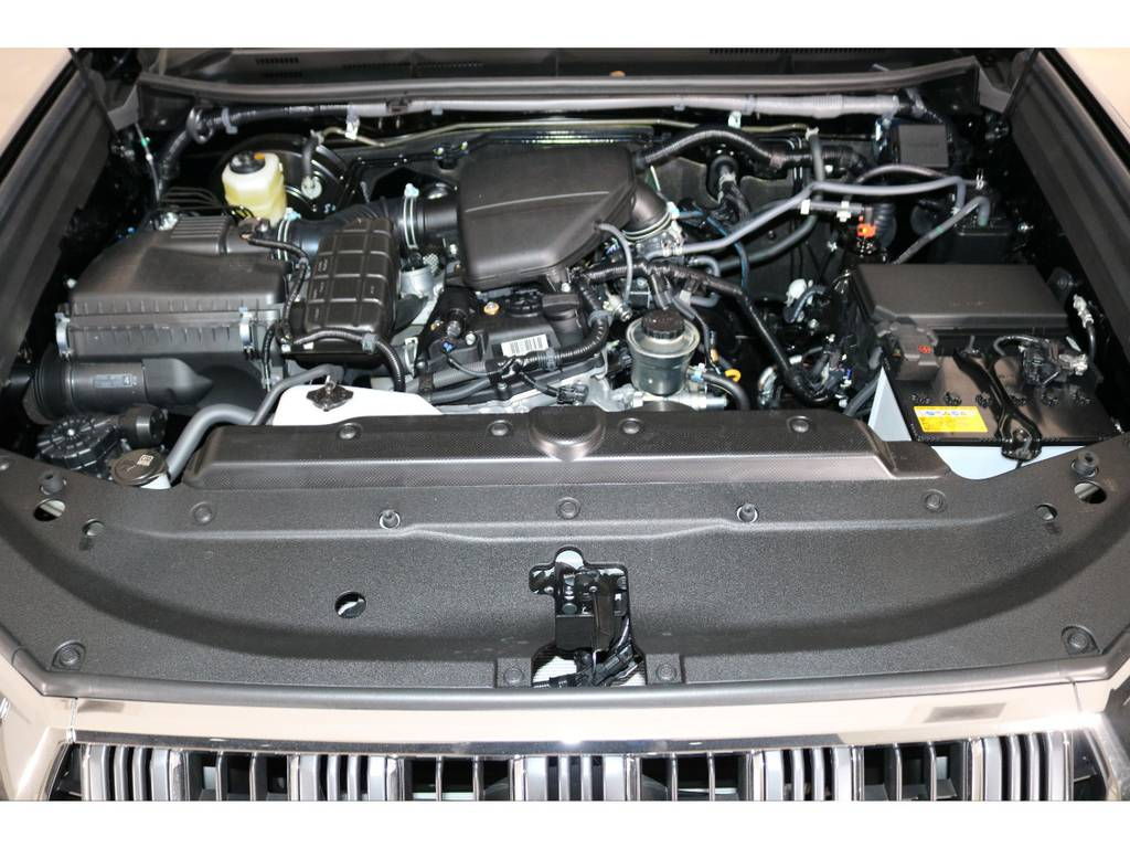 2,8Lディーゼルエンジン☆ | トヨタ ランドクルーザープラド 2.7 TX Lパッケージ 4WD 新車未登録 即ご納車OK