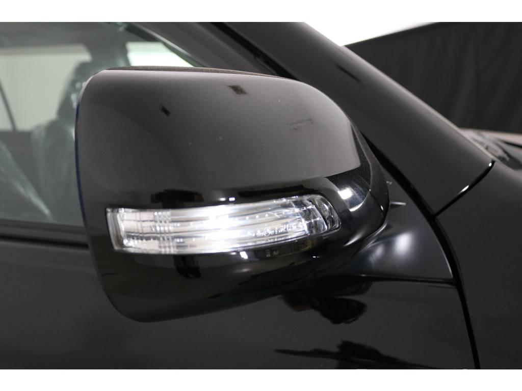 ミラーウィンカー☆ | トヨタ ランドクルーザープラド 2.7 TX Lパッケージ 4WD 新車未登録 即ご納車OK