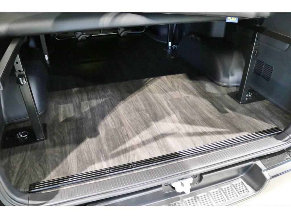 トヨタハイエースバン5D2.8DTスーパーGLダークプライムⅡL 4WD両側Pスラ付フローリング宮城県の詳細画像その4