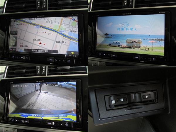 カロッツェリア製9インチナビ&バックカメラ&ETCをそれぞれ新品インストール!