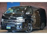FLEXオリジナル内装架装【Ver.10】・MC後TSS付・ワゴン4WD・415cobraバッドラッカー17インチAW・トリプルモニター