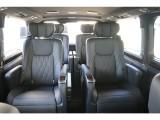 後席は全てエグゼクティブシート搭載!トップグレードのシートになります!