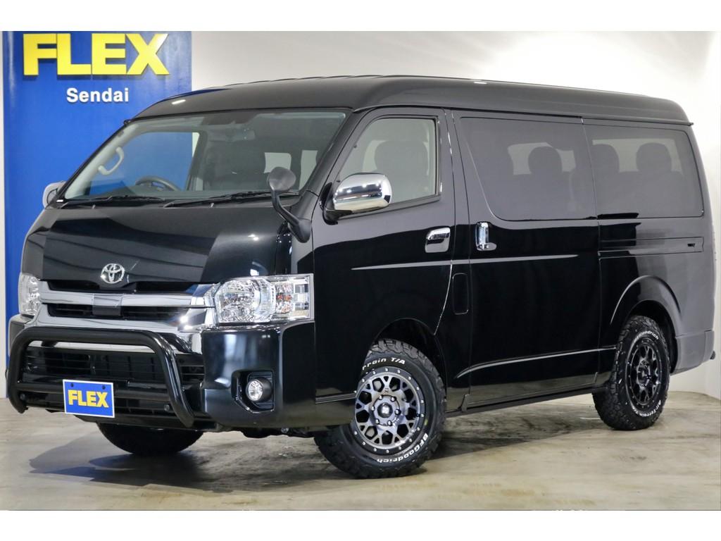 ☆5型 新車未登録車両 ワゴンGL 2700ガソリン 寒冷地仕様 オフロードスタイル☆