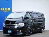 新車ハイエースW「GL」10人乗りファインテックツアラー2WDガソリン車!