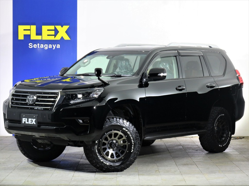 未登録新車 LAND CRUISER PRADO