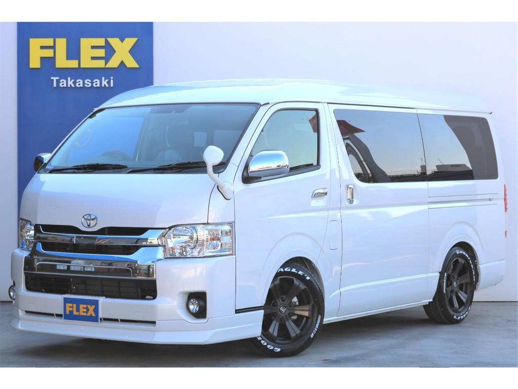 新車 ワゴンGL 2WD トヨタ・セーフティ・センス搭載!