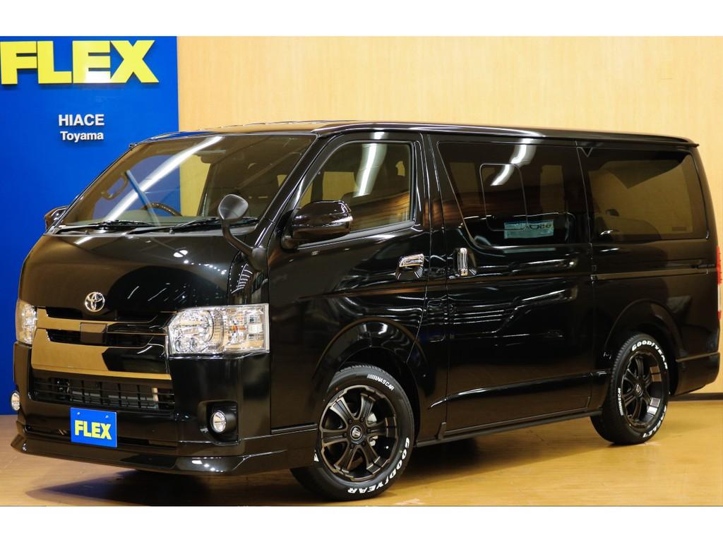 【新車/S-GL】ダークプライム★ディーゼル4WD★オリジナル内装架装Ver.4の完成です♪