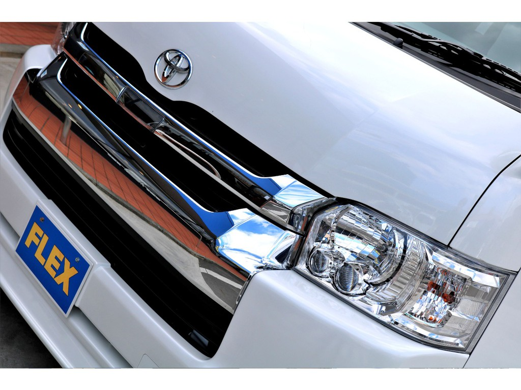 メーカーオプション LEDヘッドライト