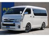 新車 ワゴンGL 4WD 内装架装Ver2 フルフラット可能 2列目3人掛け SDナビTV サブモニター フリップダウンモニター