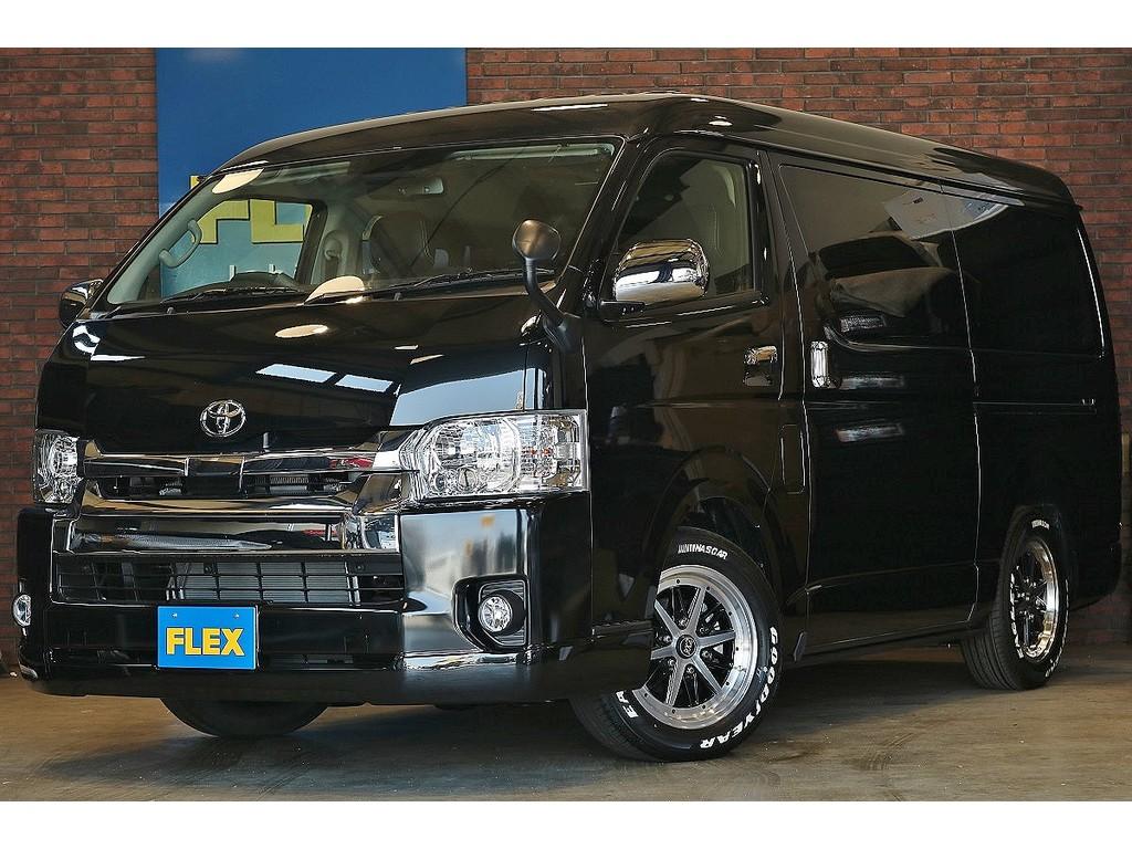 【新車未登録 ハイエースワゴン GL 4WD】ランクルハイエース石川店076-274-6002までお気軽にお問い合わせ下さい♪