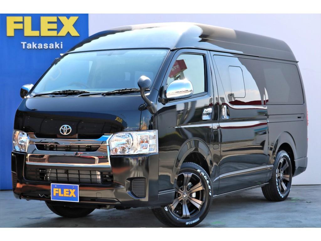 FLEXオリジナルキャンピング NH-TYPE02