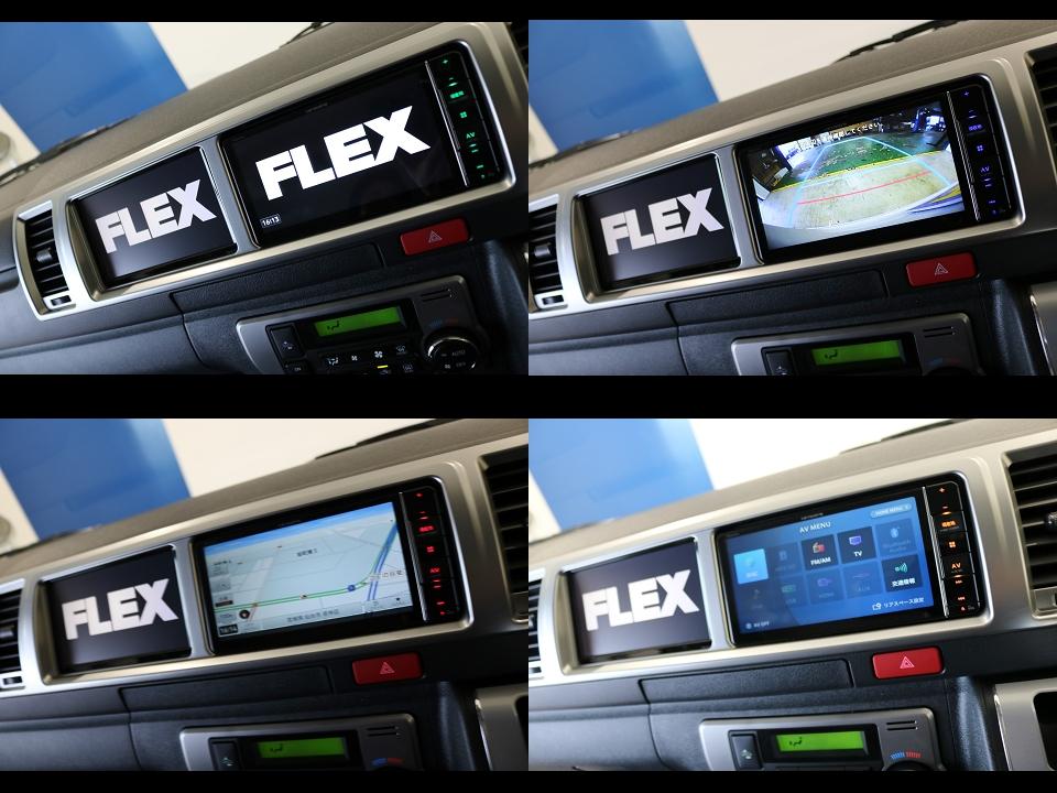 カロッツェリア製地デジメモリーナビ&サブモニター付きで楽しいドアライブを♪安心のメーカーオプションバックカメラ(ナビ出力加工済み)!