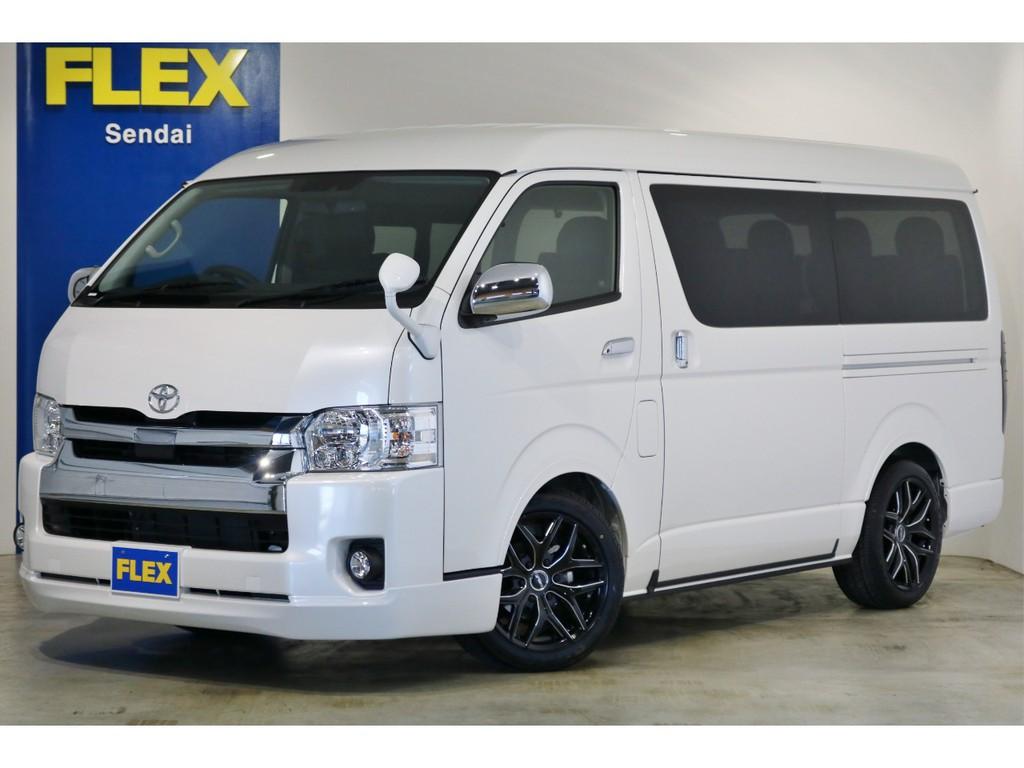 :新車 ワゴンGL 4WD 寒冷地仕様 トヨタ・セーフティ・センス搭載!オリジナル内装架装Ver2!