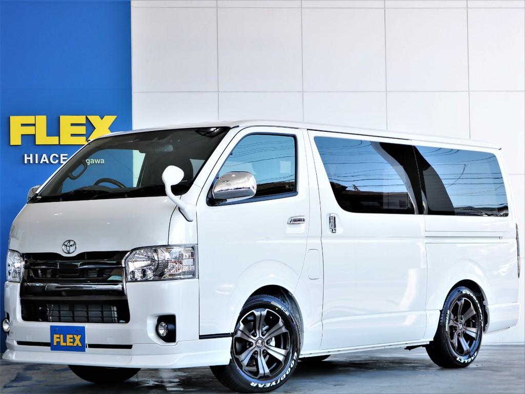 新車 S-GL ガソリン2WD ダークプライムⅡ 街乗りしやすい人気のガソリン車 ベッドキットやナビ&ETC2.0等の装備満載☆全国販売!!