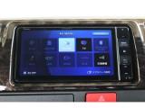 カロッツエリア製SDナビ装備!Bluetooth接続やiPodとオーディオ関連も機能性抜群です!