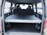 FLEXオリジナルベッドキット!高さ調整や取り外しが可能です。