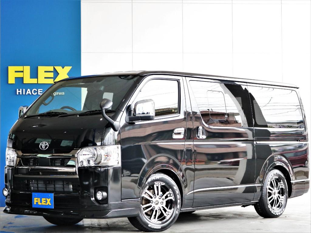 ◎新型新車◎バージョン4内装架装 S-GLダークプライムⅡ 2.8ディーゼルターボ ベッドキット&フローリングの人気パッケージ♪嬉しい小窓付