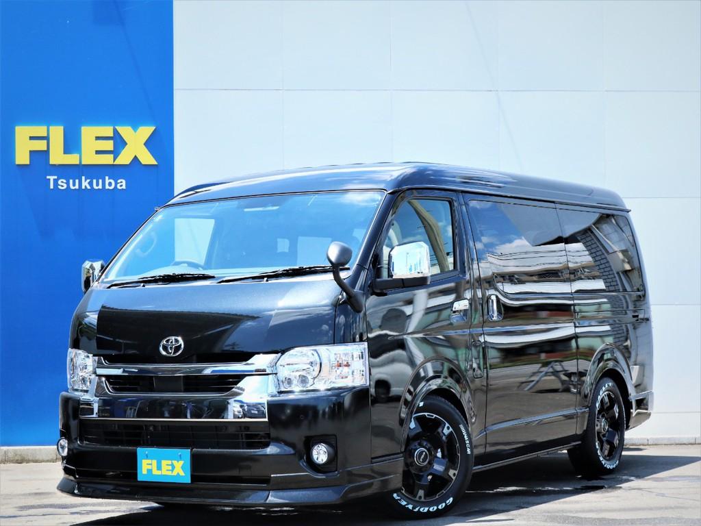 新車ハイエースW「GL 」10人乗り2WDガソリン車!内装アレンジVER1.5が完成!