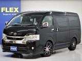 ラウンジタイプワゴン!FLEX Ver1内装!〔新車/10人/後ろ向き2名/3No/パノラミックビューモニター/フリップ/ベッドマット収納〕