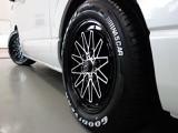 新車ハイエースVダークプライムⅡ2800ディーゼルターボナビパッケージ入庫致しました!!店頭在庫車、即納車可能です!!