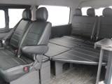 フレックスオリジナル内装架装ver1.5!10人までご乗車可能です!
