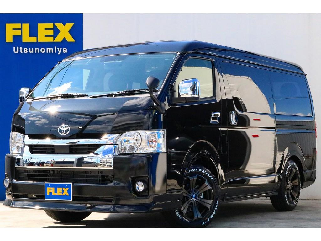 【新型内装架装車両】ハイエースワゴンGL Ver・1