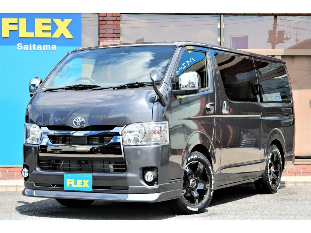 大人気!新型クリーンディーゼル2WD!!FLEXコンプリートカスタム☆