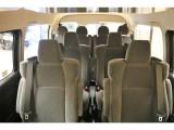 【特別仕様車】キャプテンシートで移動がとても快適に!(シートカバー取付予定)