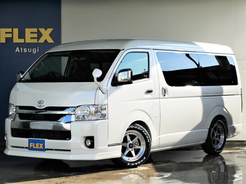 新型ハイエースワゴン ガソリン2WD シートアレンジVer2