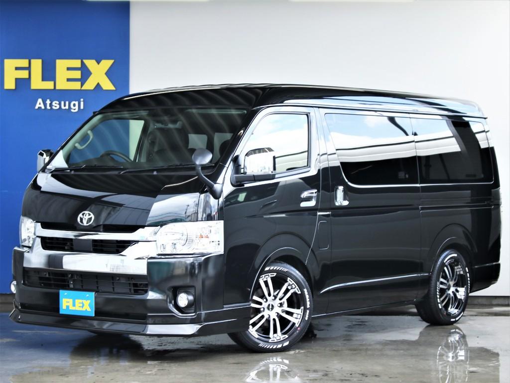 新車未登録 ハイエースワゴンGL シートアレンジVer5 ガソリン2WD