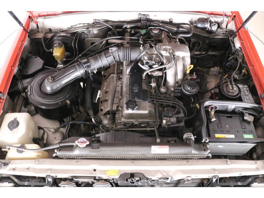 4500CCの1FZガソリンエンジン☆