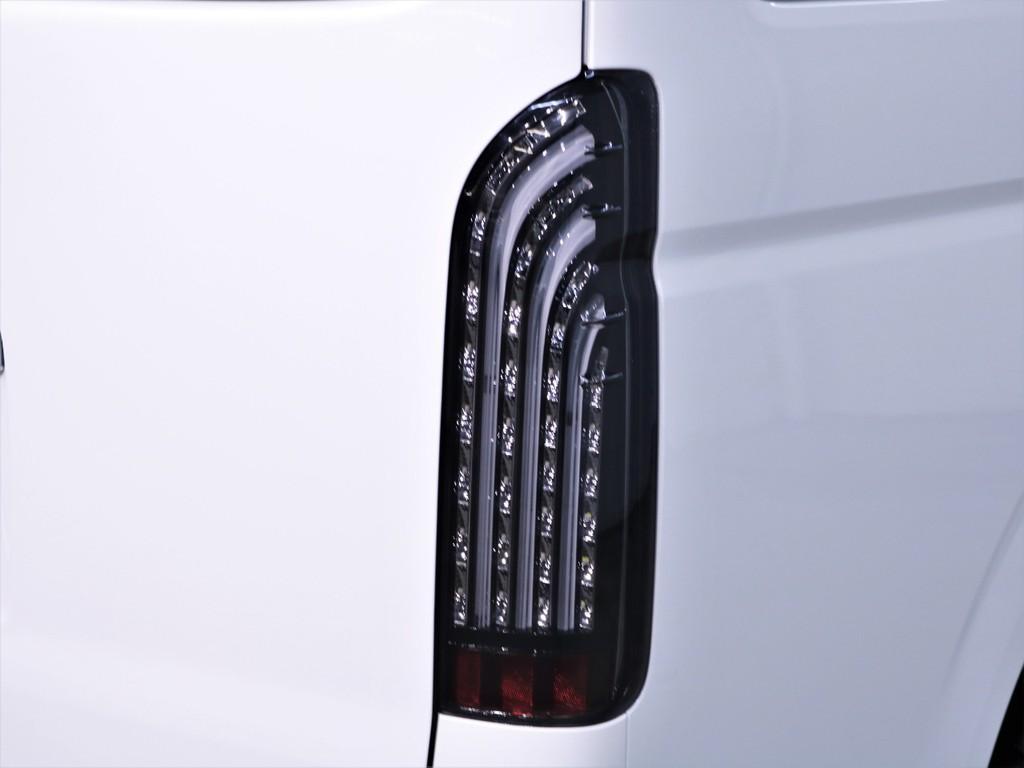 煌BLACK LEDテールランプ!